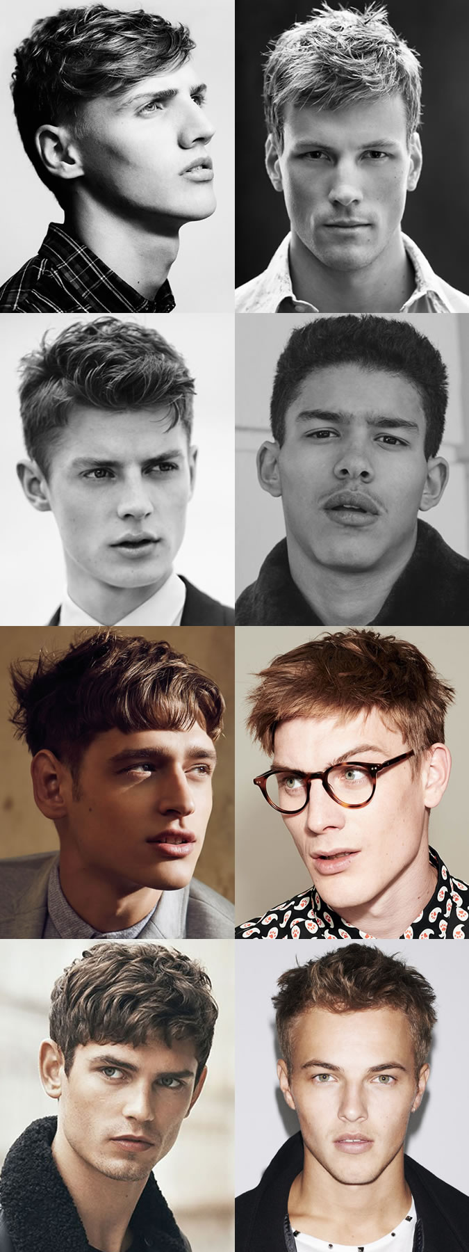 HairStyle Guide For Men – stylefk